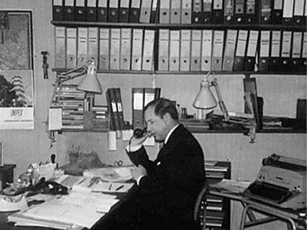 Danish Head Office 1959