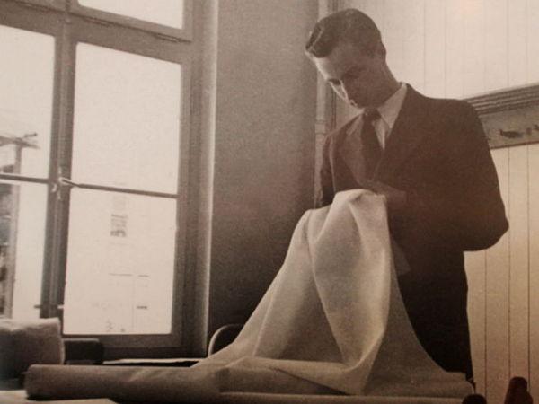Fabric Sourcing in Switzerland 1951
